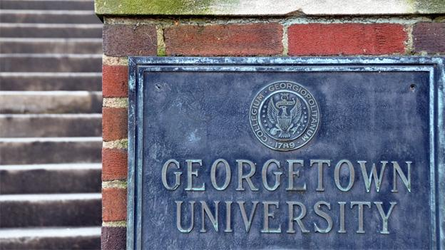 Students won't have to come to the District to take some Georgetown University courses.