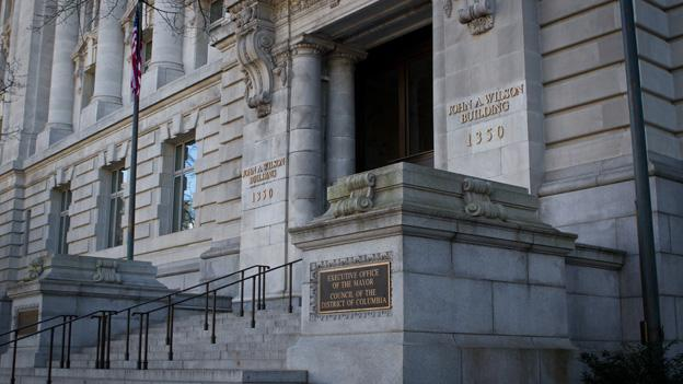 A special election in April will fill the at-large seat on the D.C. Council.