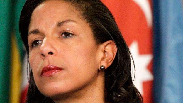 U.S. Ambassador to the U.N. Susan Rice has withdrawn from consideration for secretary of state.