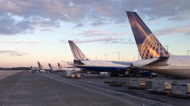 Delays at Dulles Airport have so far been minimal, despite furloughs.