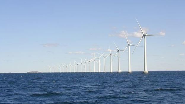 Virginia's coast is just one area targetted by a collaboration between the Department of Energy's wind program and the Department of the Interior's Bureau of Ocean Energy Management.