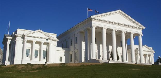 The Virginia Senate is split 20-20 on the budget for fiscal year 2013, without a tie-breaking vote on the horizon.