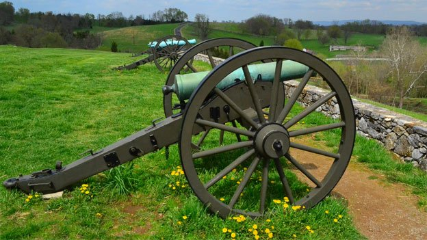 Parks like the Antietam National Battlefield tickle Maryland residents' taste in history.