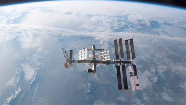 A resupply mission to the International Space Station will have to wait on some repairs.