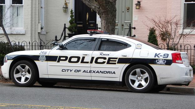 Two marked police cruisers have been stolen in Alexandria, Va., on two consecutive nights.