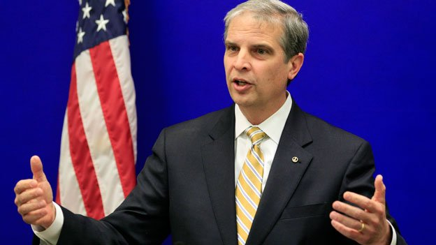 State Sen. Mark Obenshain, R-Harrisonburg, Republican candidate for Attorney General, made his concession Wednesday.