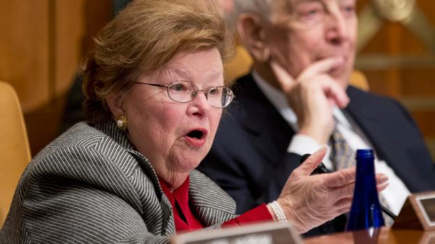 Sen. Barbara Mikulski is the longest-serving woman in Senate history and now the chair of the Senate Appropriations Committee.