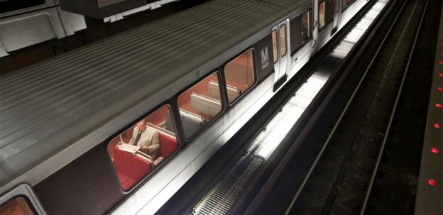 Metro will run on a Sunday schedule Memorial Day, excepting areas affected by track work.