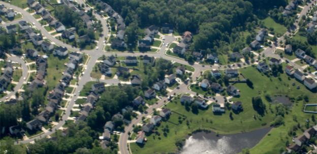 PlanMaryland is intended to reduce urban sprawl -- defined by single-use, low density zoning that necessitates the use of automobiles.