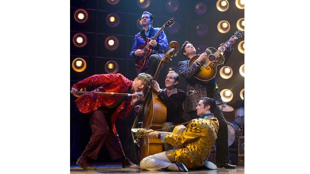 In Million Dollar Quartet, rock 'n roll icons Elvis Presley, Johnny Cash, Jerry Lee Lewis, and Carl Perkins come to life for an historic jam session.