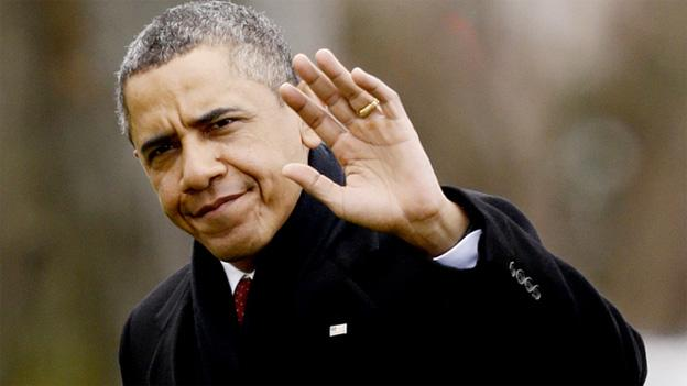 "President Barack Obama returned early from his holiday in Hawaii on Thursday for discussions on the ""fiscal cliff."""