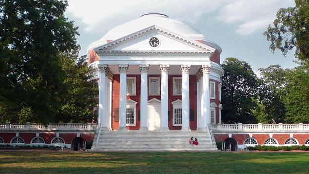 The University of Virginia climbed Kiplinger's rankings from No. 3 to No. 2.