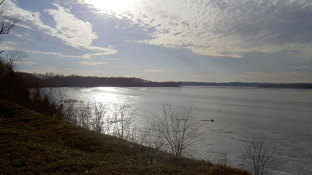 A view of Mason Neck State Park in Northern Virginia. Park rangers at Mason Neck will host three special New Year's Day hikes Jan. 1, 2013.
