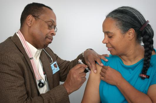 The leaders of some African American churches in the D.C. region are coming together to fight the H1N1 virus, but there's some disagreement when it comes to getting vaccinated.