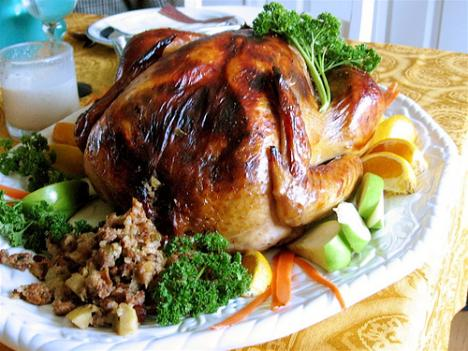 Thanksgiving dinner may cost lest for Virginians this year.