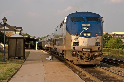 Amtrak said it believes the Wednesday before Thanksgiving, Nov. 25, will be its busiest travel day.