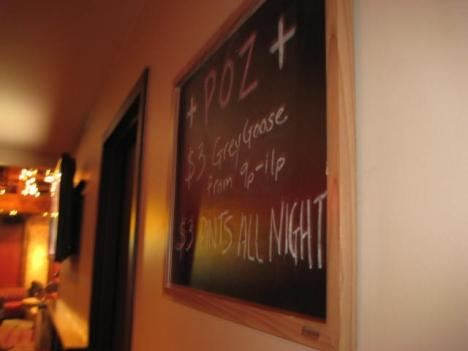 Motley Bar, in northwest D.C., offers weekly bar nights for HIV-positive men.