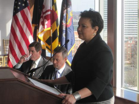 U.S. EPA Administrator Lisa Jackson is the new chair of the Chesapeake Executive Council.