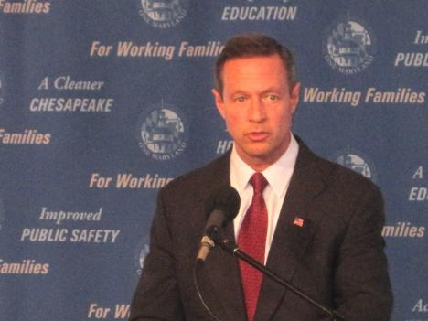 MD Gov. Martin O'Malley details the fiscal year 2011 budget.