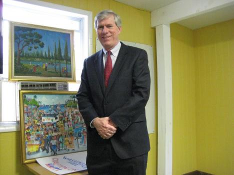 Immigration Attorney Donald Mooers is helping local Haitians get Temporary Protected Status.