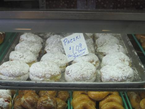 Paczki's are a favorite indulgence for many who celebrate Fat Tuesday.