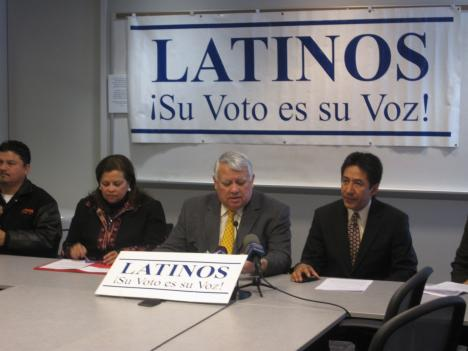 Latino leaders and advocates say elected officials and candidates would be foolish to ignore the growing Latino influence in Northern Virginia.