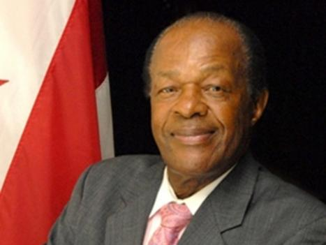 D.C. Council Member Marion Barry.
