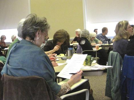 Master Gardeners classes at the Fairlington Community Center could be eliminated.