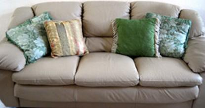 PBDEs are used in a lot of our products, including couches, to make them resistant to flames.