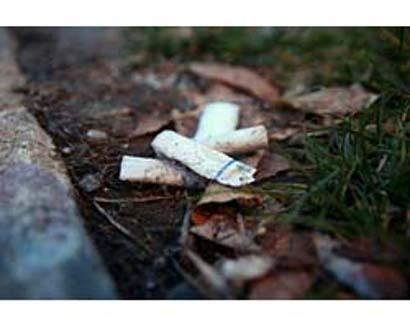 Some firefighters say we could cut back on the use of PBDEs in our homes if we focused more on sources of fire ignition, like cigarette butts.
