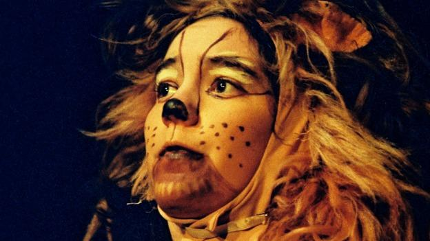 A member of the 1992 cast of The Lion, the Witch & the Wardrobe plays the role of Aslan the Lion.