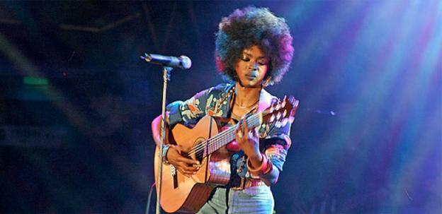 Lauryn Hill plays Washington's Warner Theater tonight.