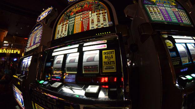 As many as a third of the Perryville slot machines will be returned to the state.
