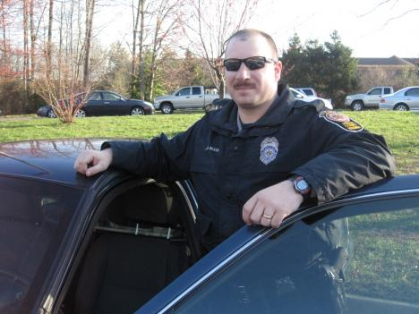 Master Police Officer Jeff Neach says aggressive drivers don't realize how often they're putting others in danger.