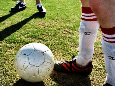 A Northern Virginia gangs task force is getting teens onto soccer fields.