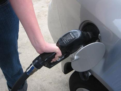 The average price of unleaded regular gas in the District has reached $4 a gallon.