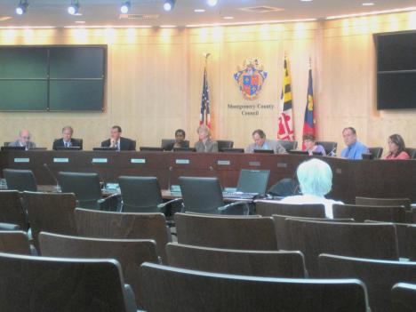 Montgomery County Council unanimously okayed approval to a massive expansion of the county's Life Sciences Center in Gaithersburg.