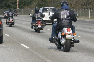 An insurance association wants safer braking systems but some motorcyclists disagree.