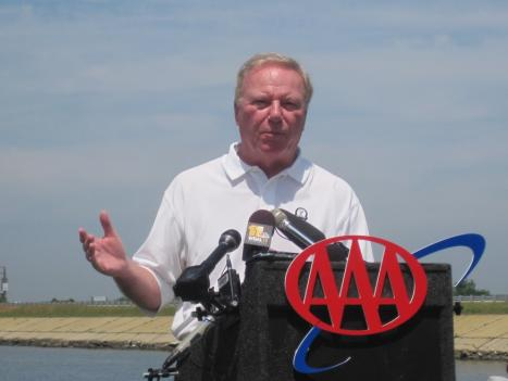 Ocean City, Maryland Mayor Richard Meehan says the city expects around 4 million visitors this summer.