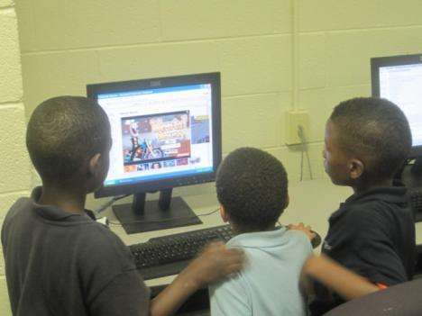 """The """"Hope 2 Opportunity"""" program provides afterschool and summer activities for approximately 75 homeless kids in D.C."""