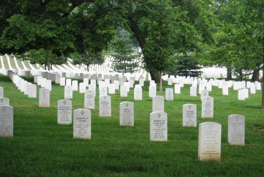 Arlington National Cemetery has set up a call center for families worried about loved ones' remains.