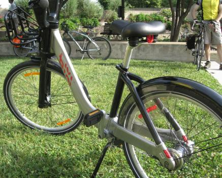 The region's roads could see 3,000 more shared bikes by 2012, according to the Transportation Planning Board.