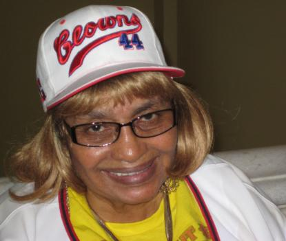"Longtime D.C. resident Mamie ""Peanut"" Johnson was the first and only female pitcher in the Negro Leagues."