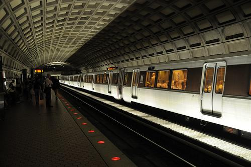Six Metro stations are closed today for maintenance.