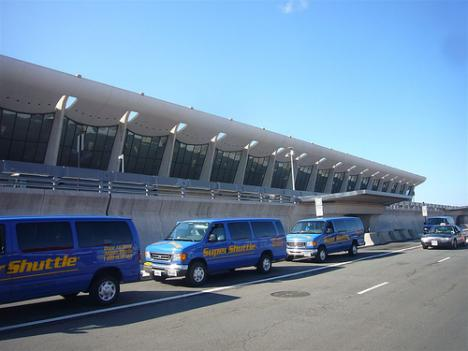 Almost 2.5 million passengers traveled through Dulles in the month of July alone.