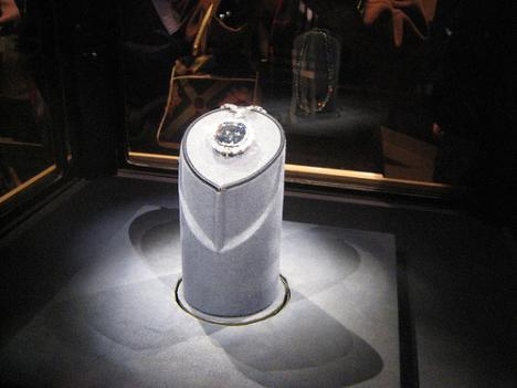 One of the Smithsonian-inspired pieces will be based on the Hope Diamond.