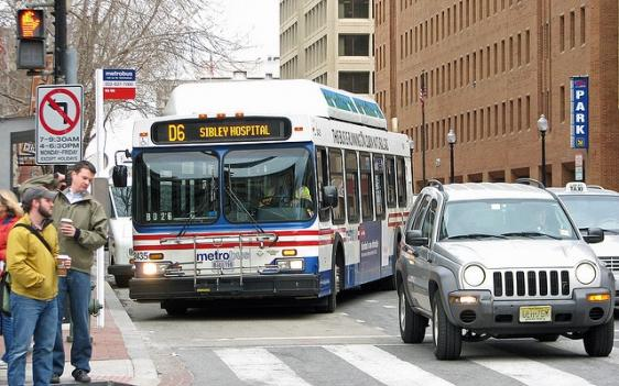 Metrobus drivers are concerned over safety after supervisors forced them to leave the bus garage before finishing their required safety checks Wednesday.