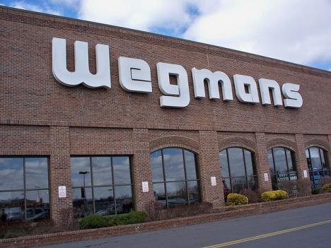 The supermarket Wegmans stopped selling certain reusable grocery bags after learning they could contain high levels of lead.