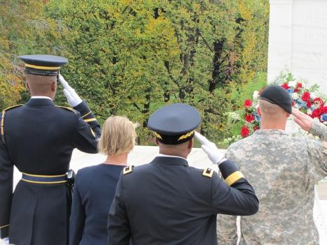 The Senate passed a measure that would make the Army account for every grave in Arlington Cemetery, correct any errors and report regularly to Congress.