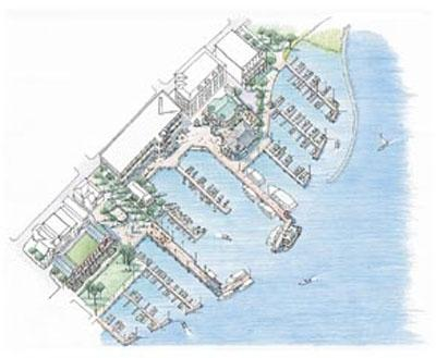 Alexandria's planning director is looking to extend the King Street Pier by another 200 feet.